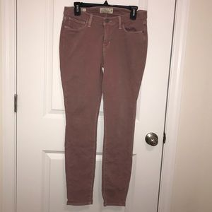 Lucky Brand Brooke Skinny in excellent condition.